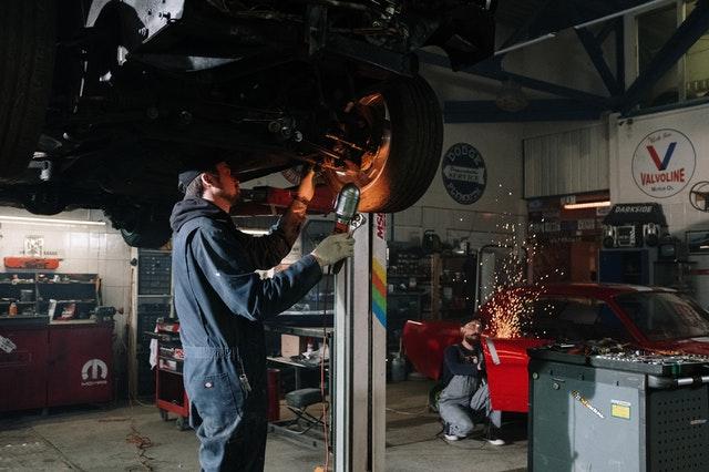 The Garage Services Register